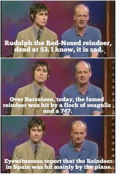 Weird Newscasters