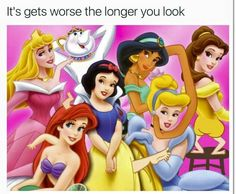 25 Funny Disney Memes That Will Make You Break Into Song/Laughter ...