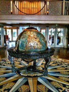 Disney Yacht Club Globe