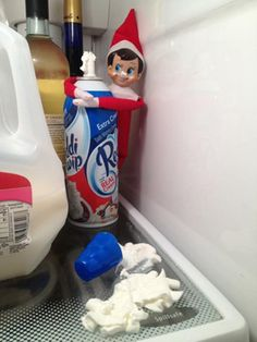 Elf on the Shelf is Good for Families