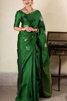 Kota Silk Saree, Silk Saree Kanchipuram, Indian Silk Sarees, Soft Silk Sarees, Chiffon Saree, Kerala Saree Blouse Designs, Cotton Saree Designs, Bridal Sarees South Indian, Bridal Sari