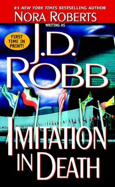 """Imitation in Death (In Death Series #17) A serial killer is copying some of histories most vicious starting with Jack the Ripper. This was a good read, I've yet to read one of the """" in death"""" series that I haven't liked. Fast paced and a good light read."""