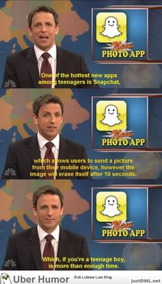 Seth Meyers knows what�s up