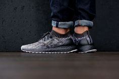 Adidas Ultra Boost Uncaged Black / Grey / White #Adidas #Inside #Sneakers
