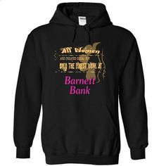 BARNETT BANK - #shirt girl #sweater for fall. CHECK PRICE => https://www.sunfrog.com/Funny/BARNETT-BANK-2980-Black-12711797-Hoodie.html?68278
