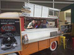 En la Feria del Automóvil en Valencia con nuestro FoodTruck