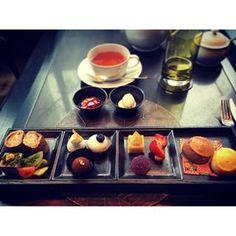 パレスホテルのアフタヌーンティー。お重につまった甘い魅力をご紹介|CAFY [カフィ]