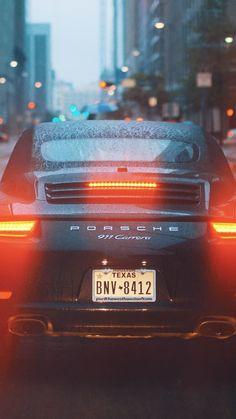 Porsche 911 Carrera S, rear, on road, 720x1280 wallpaper