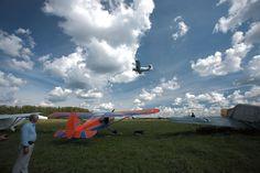 "Aviation Day on Aug. 18 2013.Aerodrom ""Yasyuniha"""
