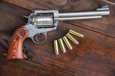Ruger Super Blackhawk in Casull Handgun Custom Revolver, Revolver Pistol, 454 Casull, Ruger Precision Rifle, Single Action Revolvers, 44 Magnum, Lever Action Rifles, Iron Sights, Fire Powers