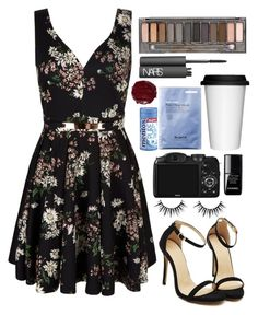 """""""Homecoming"""" by gmolina8 ❤ liked on Polyvore featuring Mela Loves London, CO, Sagaform, Urban Decay, le top, NARS Cosmetics, women's clothing, women, female and woman"""