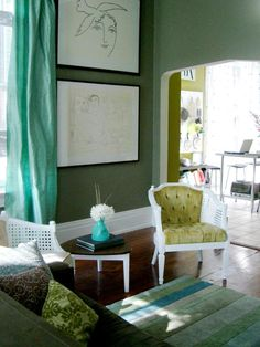 HGTV experts share the top color palettes for today's living rooms. Find living room paint ideas through inspirational pictures.