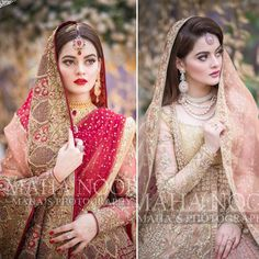 minal khan latest bridal photoshoot,luxury bridal dress,gorgeous bridal look, bridal photoshoot ideas Pakistani Bridal Makeup, Pakistani Wedding Outfits, Bridal Outfits, Bridal Lehenga, Bridal Photoshoot, Bridal Shoot, Photoshoot Ideas, Beautiful Pakistani Dresses, Beautiful Dresses