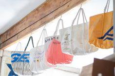 IRON & TWINE: American Made | Sea Bags Maine