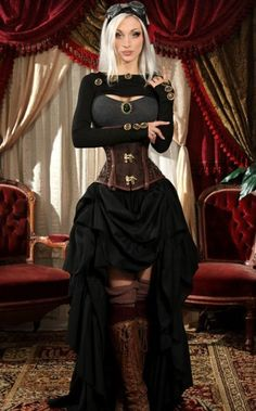 Steampunk Clothing - Clothing - Nebula Realms