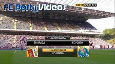 Blog FC Porto Vídeos: Liga Zon Sagres 13/14 - 27ª Jornada - SC Braga x F... Fc Porto, Broadway Shows, Games