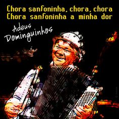 Adeus Dominguinhos!!!!