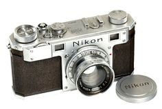 Nikon I (third Nikon camera ever produced/oldest surviving): Between $202,000 and $230,000 (expected)