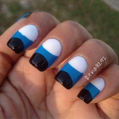 Spring/Summer 2014 nail inspo by reina8292.   #Sephora #nails #nailpolish