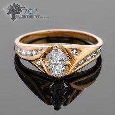 Lovely engagement rings 79diamenty.pl
