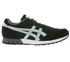 Asics Tiger Curreo Black Grey Mens Running Shoes Sneakers Trainers HN537-9013 #ASICS #AthleticSneakers