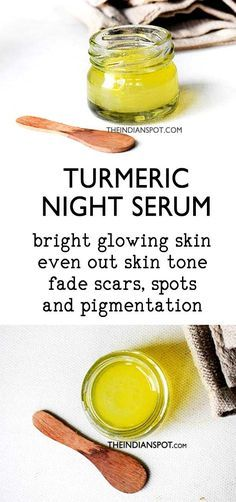 Top 10 DIY Turmeric beauty products for clear glowing skin Turmeric is a spice with many benefits like treating arthritis, ulcerative colitis, certain cancers and digestive disorders. Apart from all this, it helps to… Arthritis, Beauty Care, Beauty Hacks, Diy Beauty, Beauty Guide, Face Beauty, Homemade Beauty, Pigmentation, Even Out Skin Tone