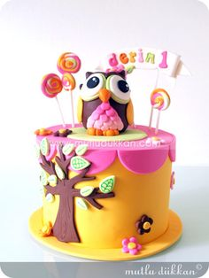 Pasta – 3 Boyutlu Tasarım | Mutlu Dükkan - Butik Kurabiye, Cupcake ve Pastalar