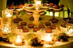 I tortini dal cuore caldo di cioccolato serviti a San Valentino al Ristorante romantico Taverna di Bibbiano