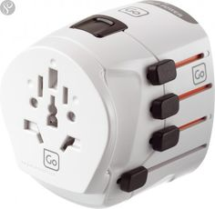 347c7a0108 Buy Go Travel 407 Worldwide Earthed Adapter from our Travel   Luggage  Accessories range at John Lewis   Partners. Free Delivery on orders over