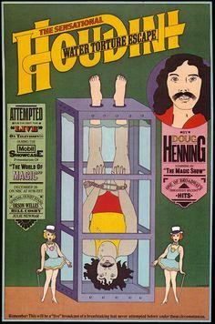Henning Poster ca. 1975