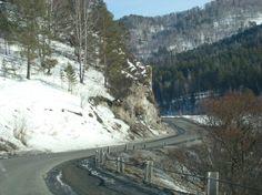 Горный Алтай по дороге в Чою