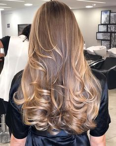 Over 70 beautiful balayage hairstyles - the most beautiful hairstyles for balayag . - Over 70 beautiful balayage hairstyles – the most beautiful hairstyles for balayage and ombre hair - Blond Ombre, Ombre Hair Color, Hair Color Balayage, Brown Hair Colors, Blonde Balayage, Hair Highlights, Honey Balayage, Haircolor, Caramel Highlights