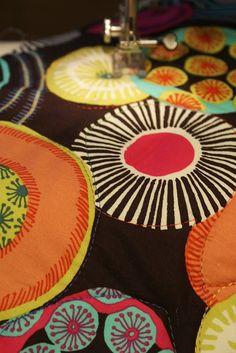 Canvas Quilt Art