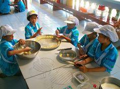 Cooking class in Bangkok  http://www.hello-thailand.net/