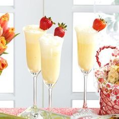 Creamsicle Mimosa Recipe – Holidays