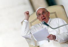 Confira a íntegra do discurso do Papa Francisco na Catequese dessa quarta-feira: