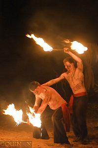 Fireshow 2015 - Feuershow 2015