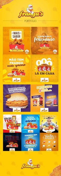 36 Ideas Design Grafico Portifolio For 2019 Social Media Ad, Social Media Banner, Social Media Template, Social Media Design, Food Poster Design, Menu Design, Ad Design, Banner Design, Story Instagram