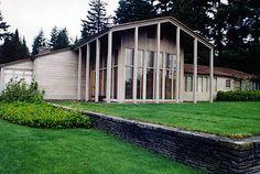 The Watzek House, 1937, in Portland by John Yeon,