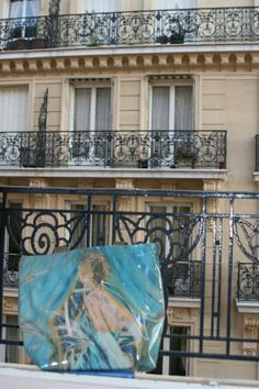 BrendyArt Tote in Paris