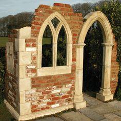 Stone Gothic Arch. I want I want I want ;-)