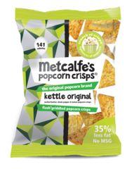 Popcorn Crisps: Corn