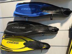 Cressi diving fins Mod. REACTION