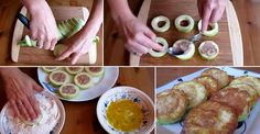 Recepty - Strana 16 z 100 - Vychytávkov Hungarian Recipes, Russian Recipes, What To Cook, Sushi, Easy Meals, Paleo, Food And Drink, Cooking Recipes, Eggs