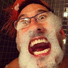 Splish splash I was taking a bath bum bum bum bum . . .