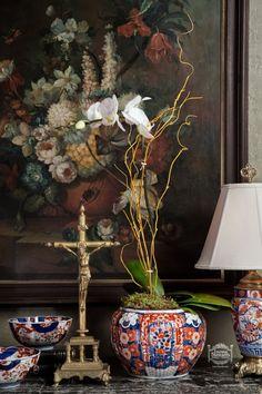 Antique Imari Setting inessa.com
