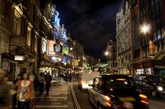 See a Musical - London Shaftesbury Avenue