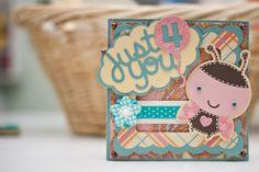 Paisley Pair Designs: Cricut Create A Critter Ladybug Birthday Card