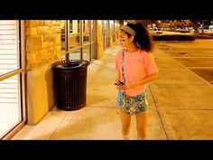 Jazzy is amazing, you can watch her on seven super girls on youtube.