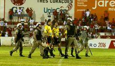 Folha do Sul - Blog do Paulão no ar desde 15/4/2012: G1 Esportes: Árbitro de Tricordiano x Tupi-MG rela...